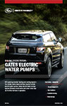 Electric Water Pump Flyer