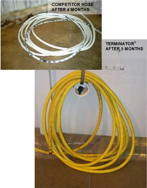Poultry Terminator Multi Purpose Washdown Hose