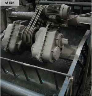 Predator Belts Vibrating Screens Iron Ore Processing Mining