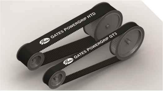 Powergrip Gt3 Belts