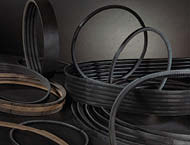 Industrial Heavy-Duty V-Belts