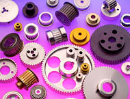 Made-to-Order Metals For Pulleys, Sheaves and Sprockets
