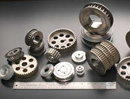 Sprockets and Sheaves For Industrial Belts