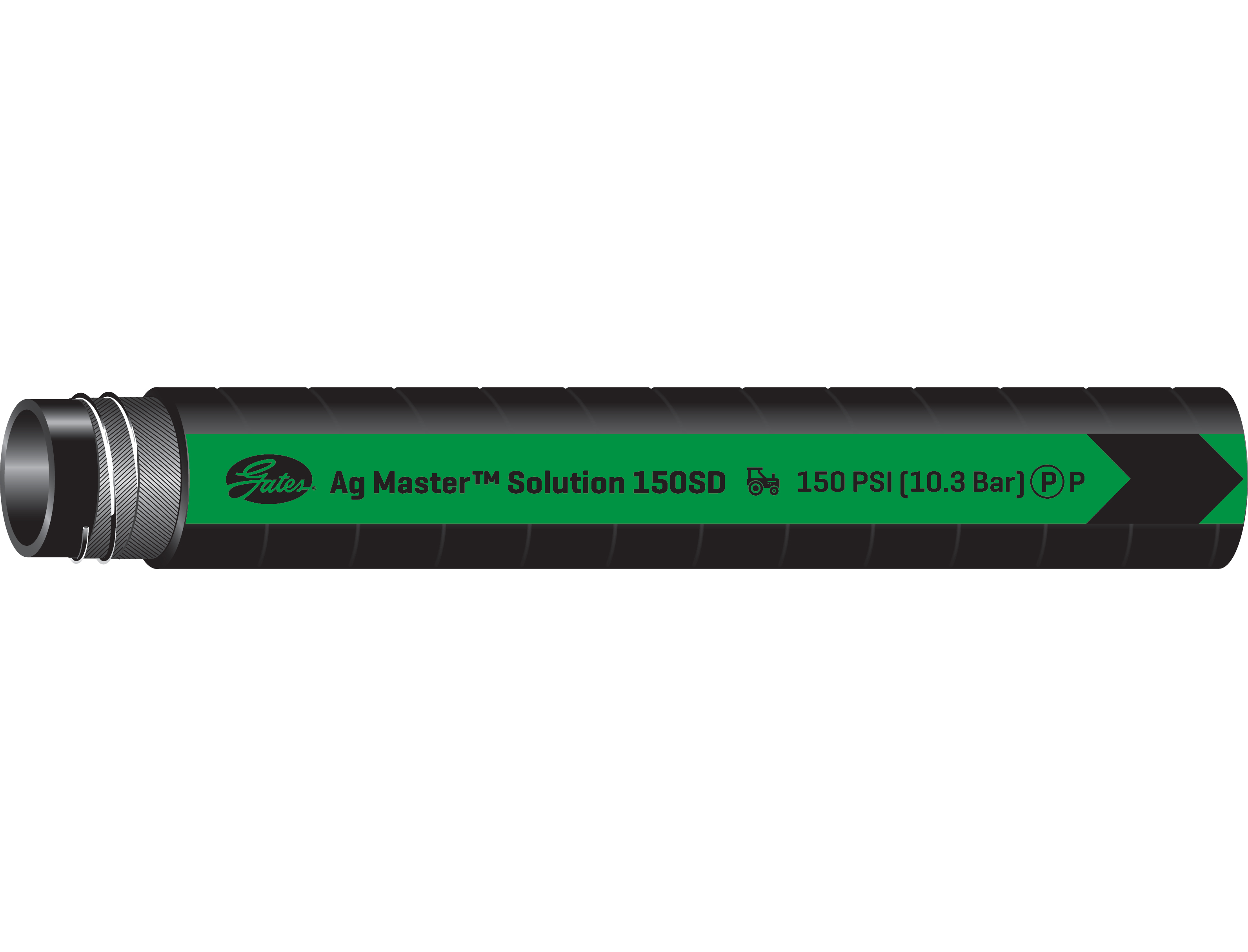 Ag Master® Solution (100-150)SD Hose