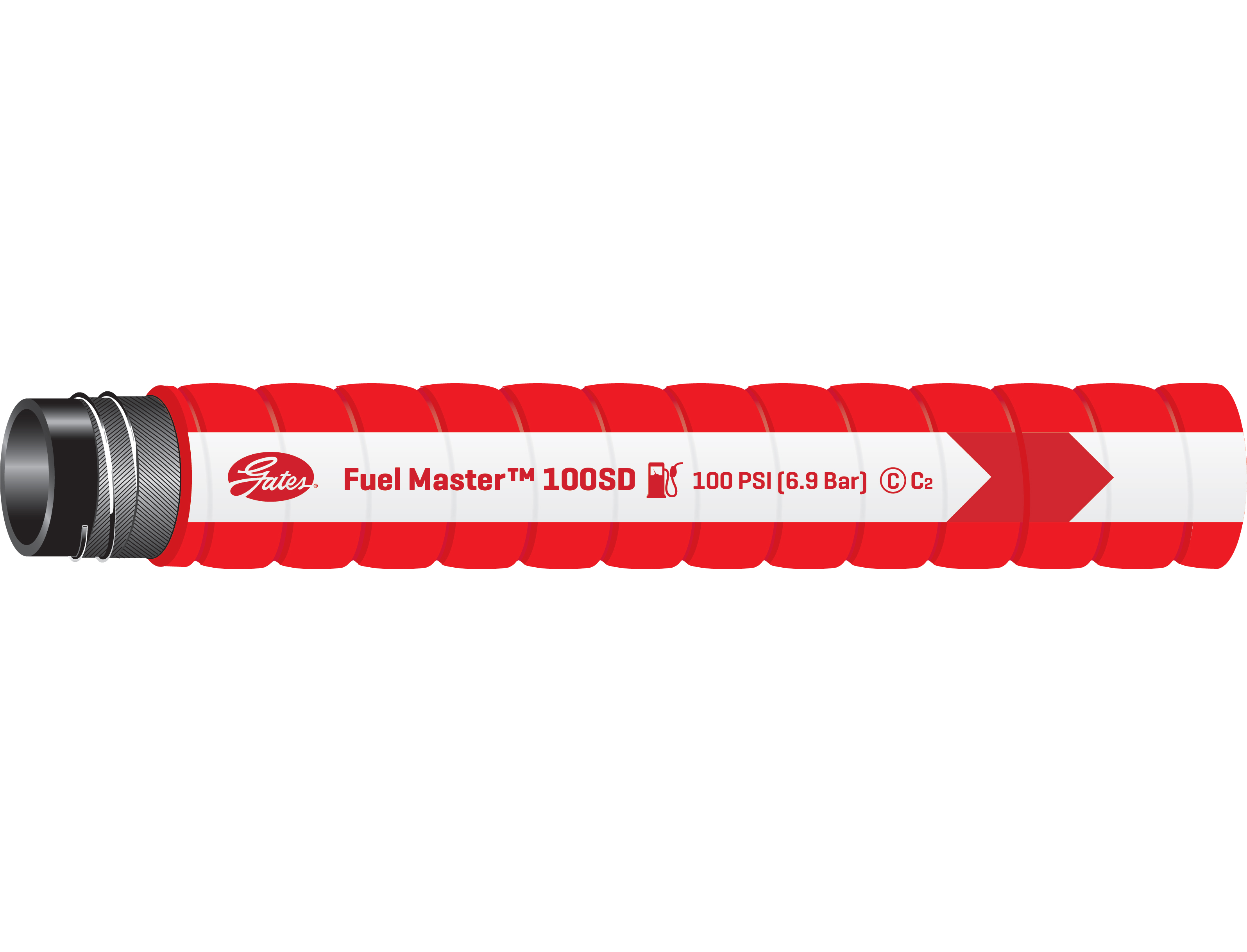 Fuel Master 100SD Petroleum Transfer Hose