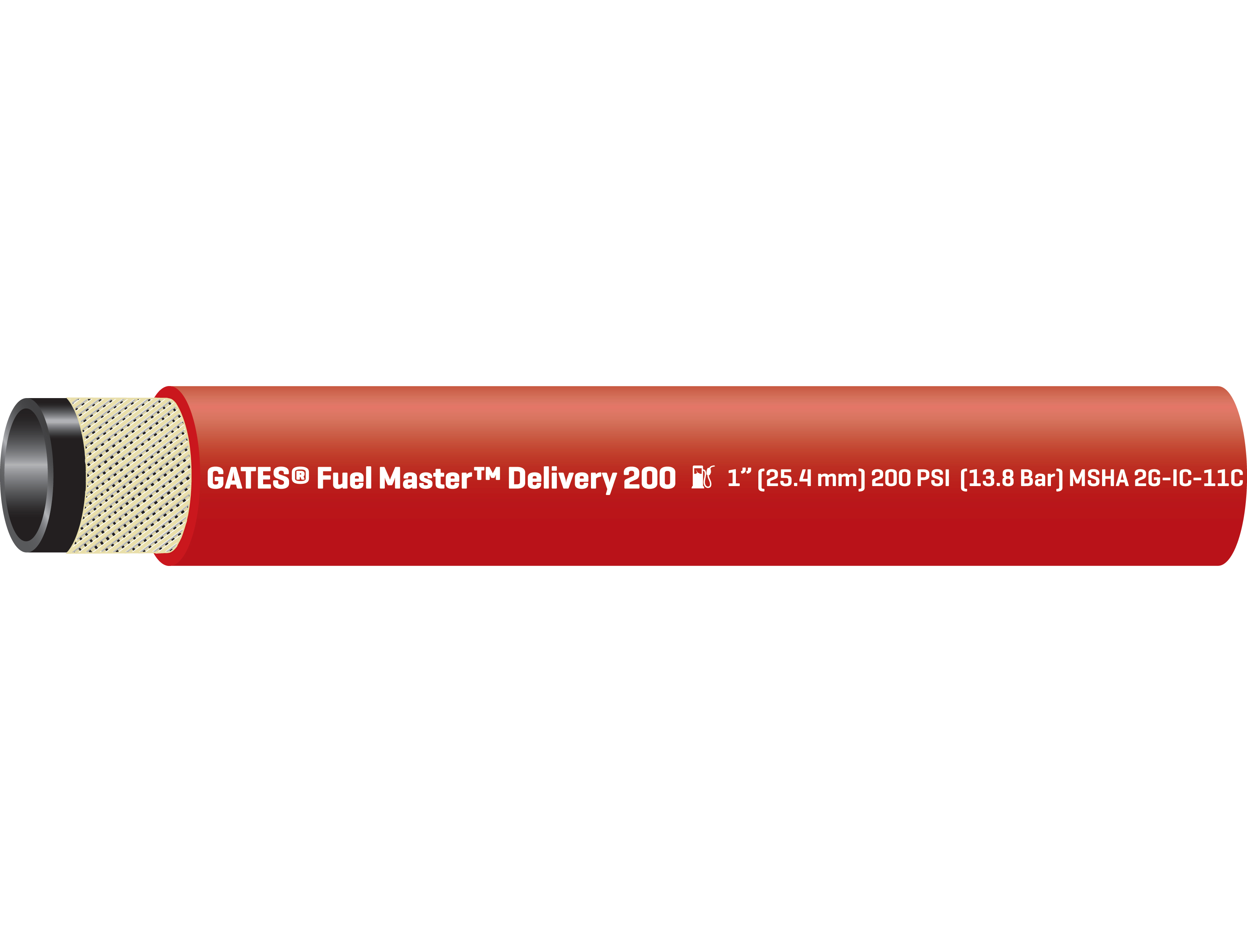 Fuel Master Delivery 200D Fuel Oil Transfer Hose