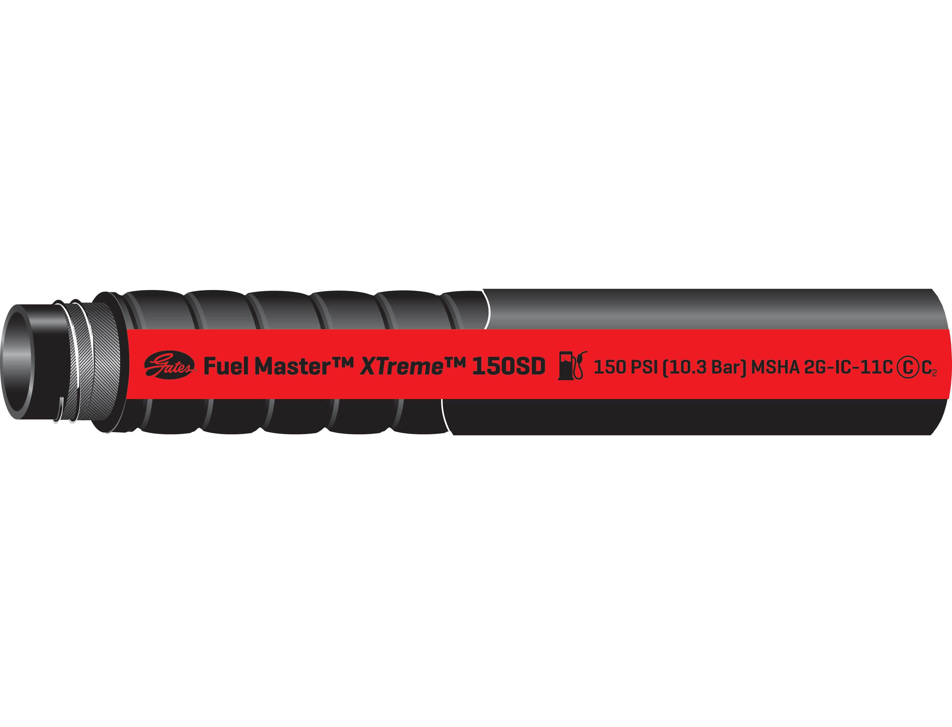 Fuel Master Xtreme 150SD Alternative Fuel Hose
