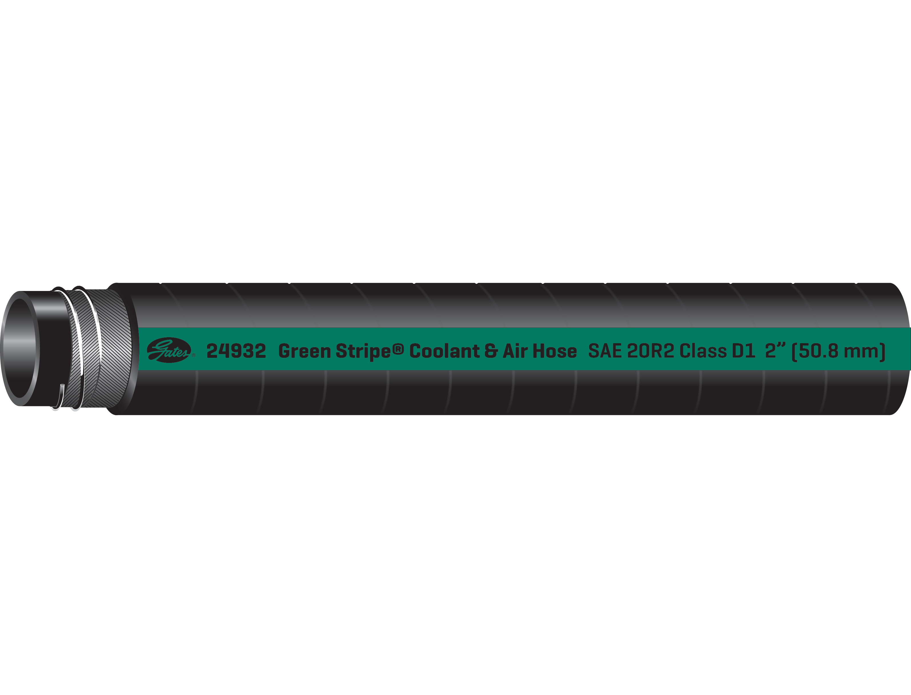 Marine Master Coolant (15-100)SD Water Discharge & Suction Hose