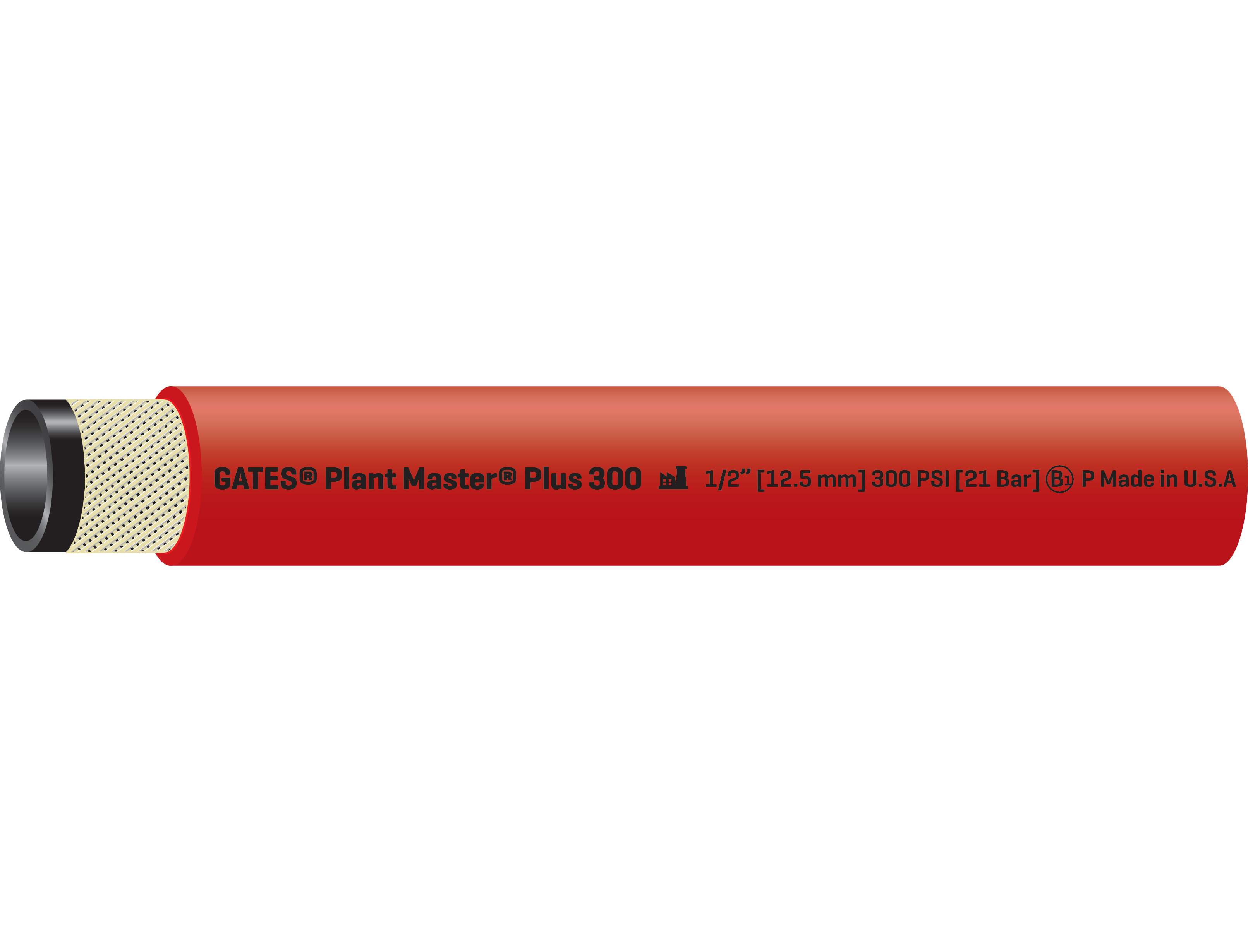 Plant Master Plus Maximum Flexibility Hose