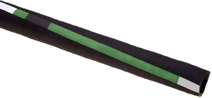 Wire- Inserted Green Stripe Coolant Hose
