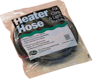 Polybagged Safety Stripe Heater Hose