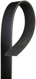 Green Stripe Micro-V AT Belt