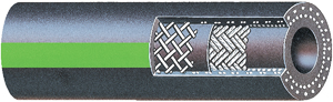 Heavy- Duty Green Stripe Air Brake Hose