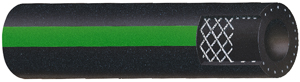 Green Stripe Heater Hose
