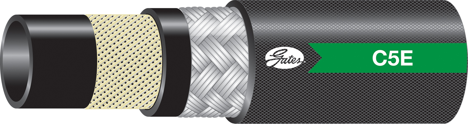 C5E High Temp Flexline Hose