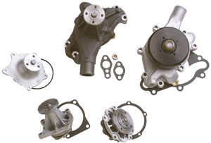 Genuine Performance Automotive Water Pump Gates Australia