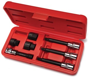 Alternator Decoupler Pulley Tool Kit